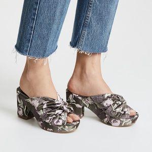 NWOT!  Rebecca Minkoff Jaden Platform Sandal
